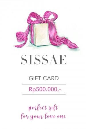 500K Gift Card