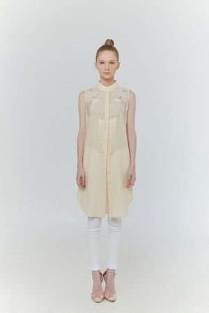 Claire Shirt Dress