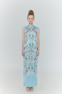 Orient Dress Powder Blue