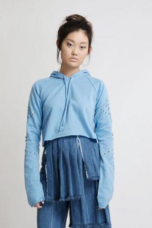 Carley Crop Sweater