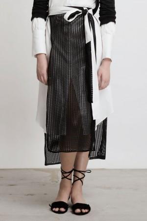 Sophia Net Skirt