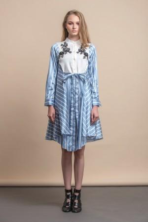 Avery Shirt Dress