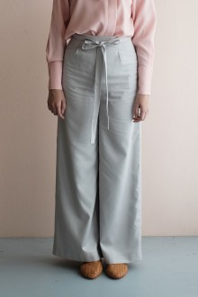 MATHILDA PANTS GREY