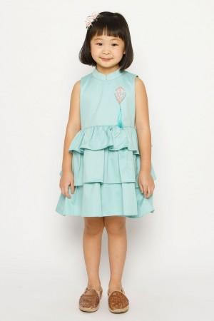 CYLIA DRESS GIRL