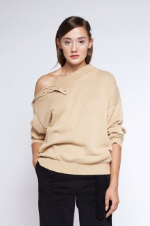 AMIA SWEATER CREME