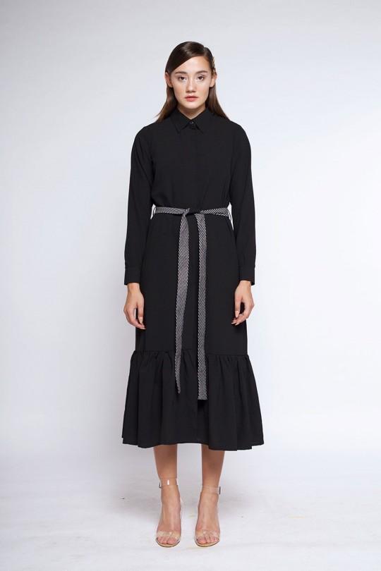 VILLE SHIRT DRESS