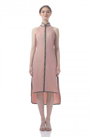 ASENA DRESS PINK
