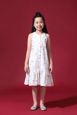 Noella Dress Girl ( PRE - ORDER)