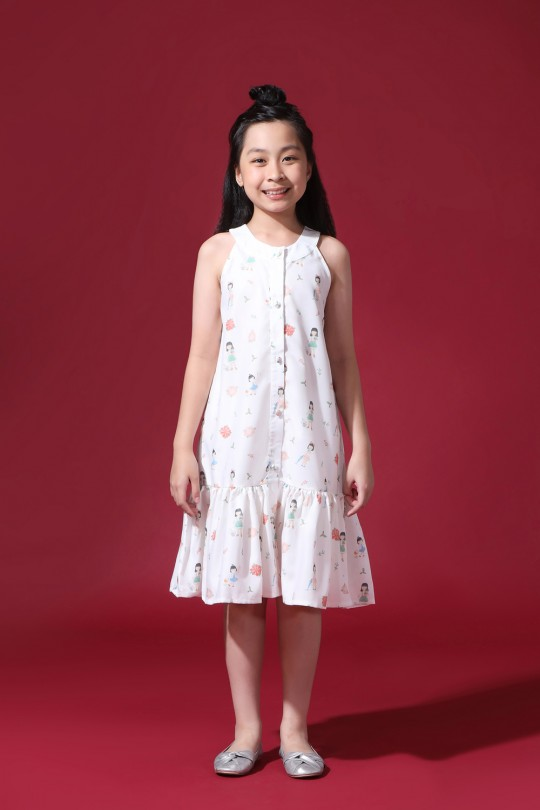 Noella Dress Girl