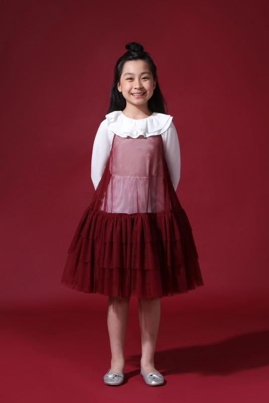 Rosie Dress Girl