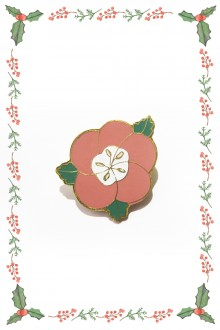 Freesia Pin
