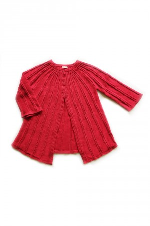 Veena Outer (Red) Girl