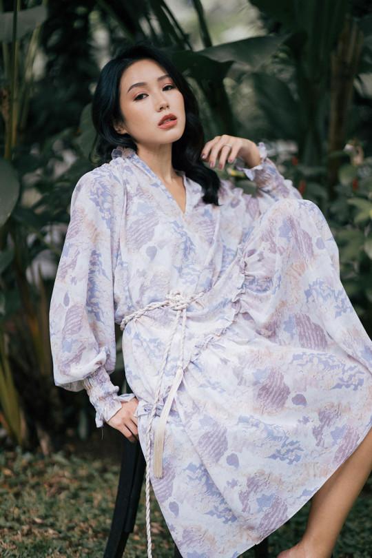 ANNAISHA DRESS